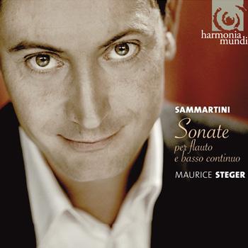 Sammartini; Sonate per flauto e basso continuo