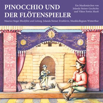 Pinocchio und der Flötenspieler (2011)