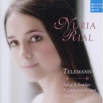 Nuria Rial – Telemann (2011)