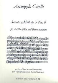 Corellis Sonatensammlung op. 5