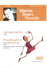 Maurice Steger's Pinocchio