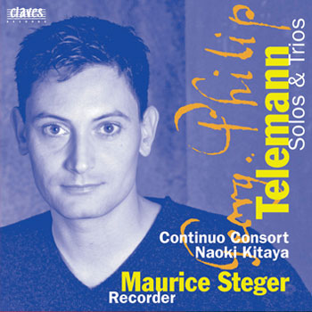 Telemann: Solos & Trios (2002)