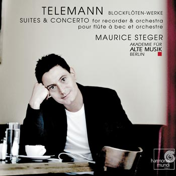 Telemann: Blockflöten-Werke (2005)