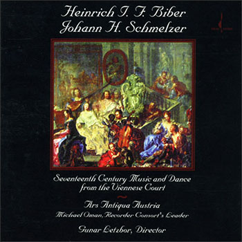 Musik und Tänze des Wiener Hofes (1998)