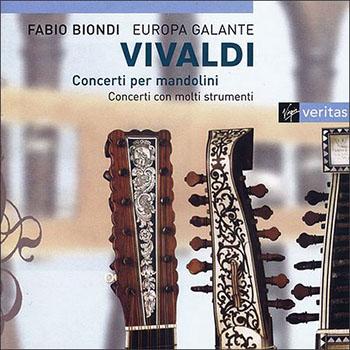 A. Vivaldi: Concerti per mandolini (2000)