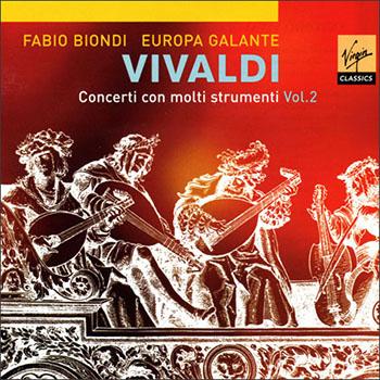 A. Vivaldi: Concerti con molti strumenti vol. 2 (2005)