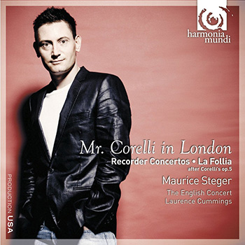 Mr. Corelli in London (2010)