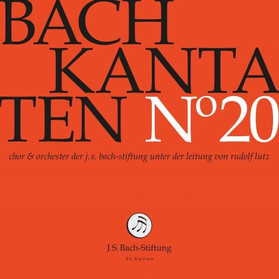 Bachkantaten N°20